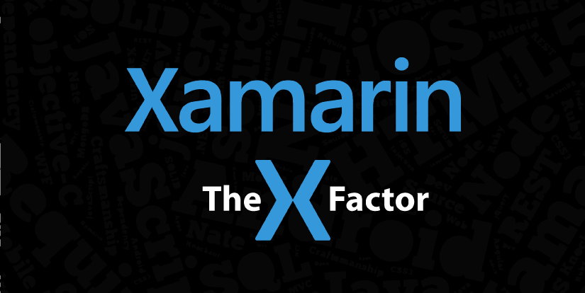 Xamarin The X-Factor